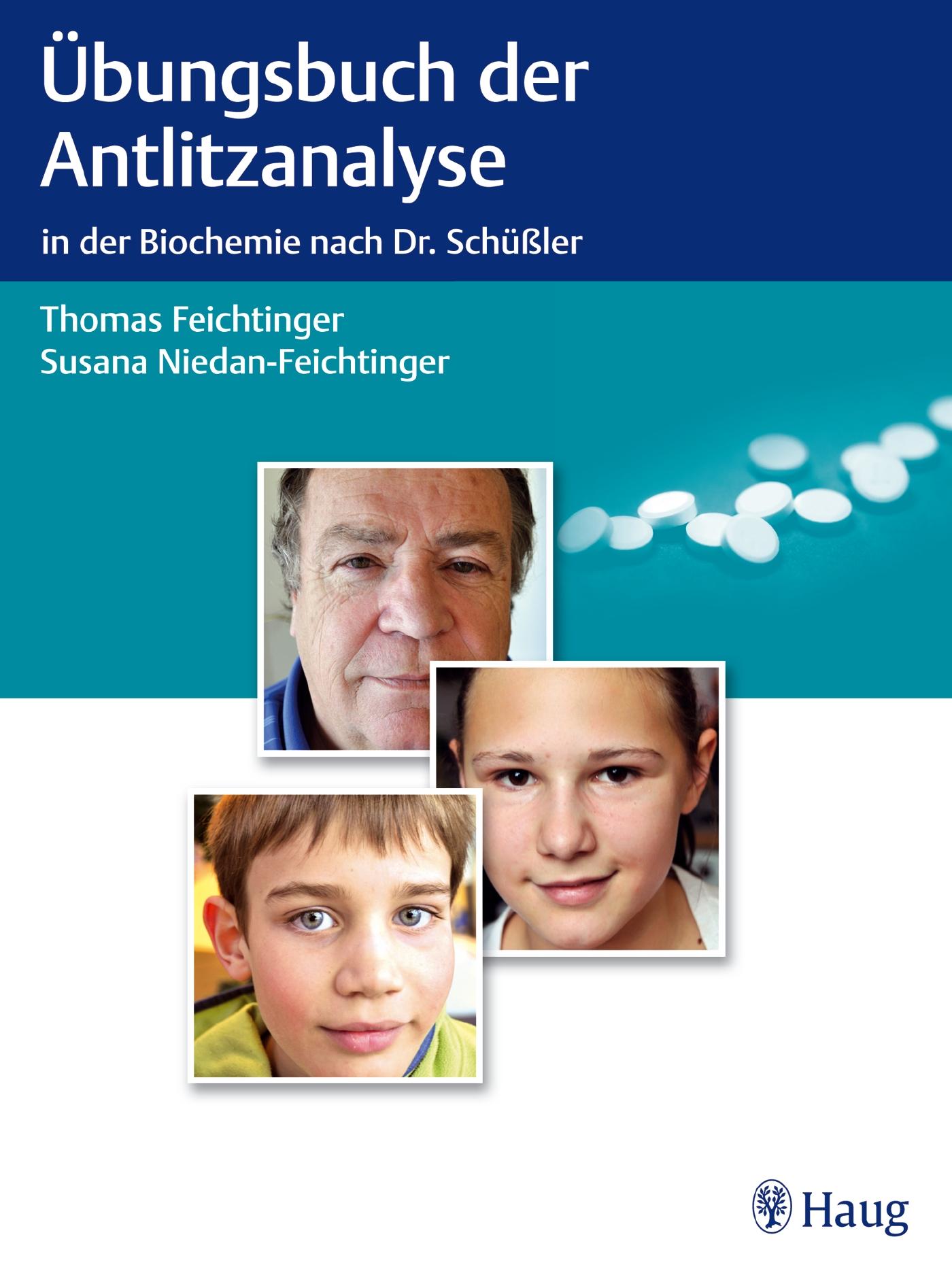 Übungsbuch der Antlitzanalyse