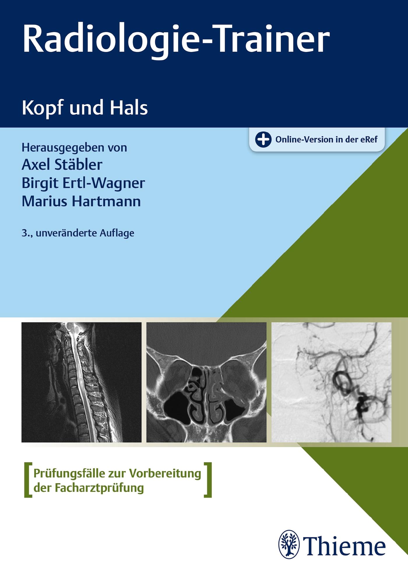 Radiologie-Trainer Kopf und Hals