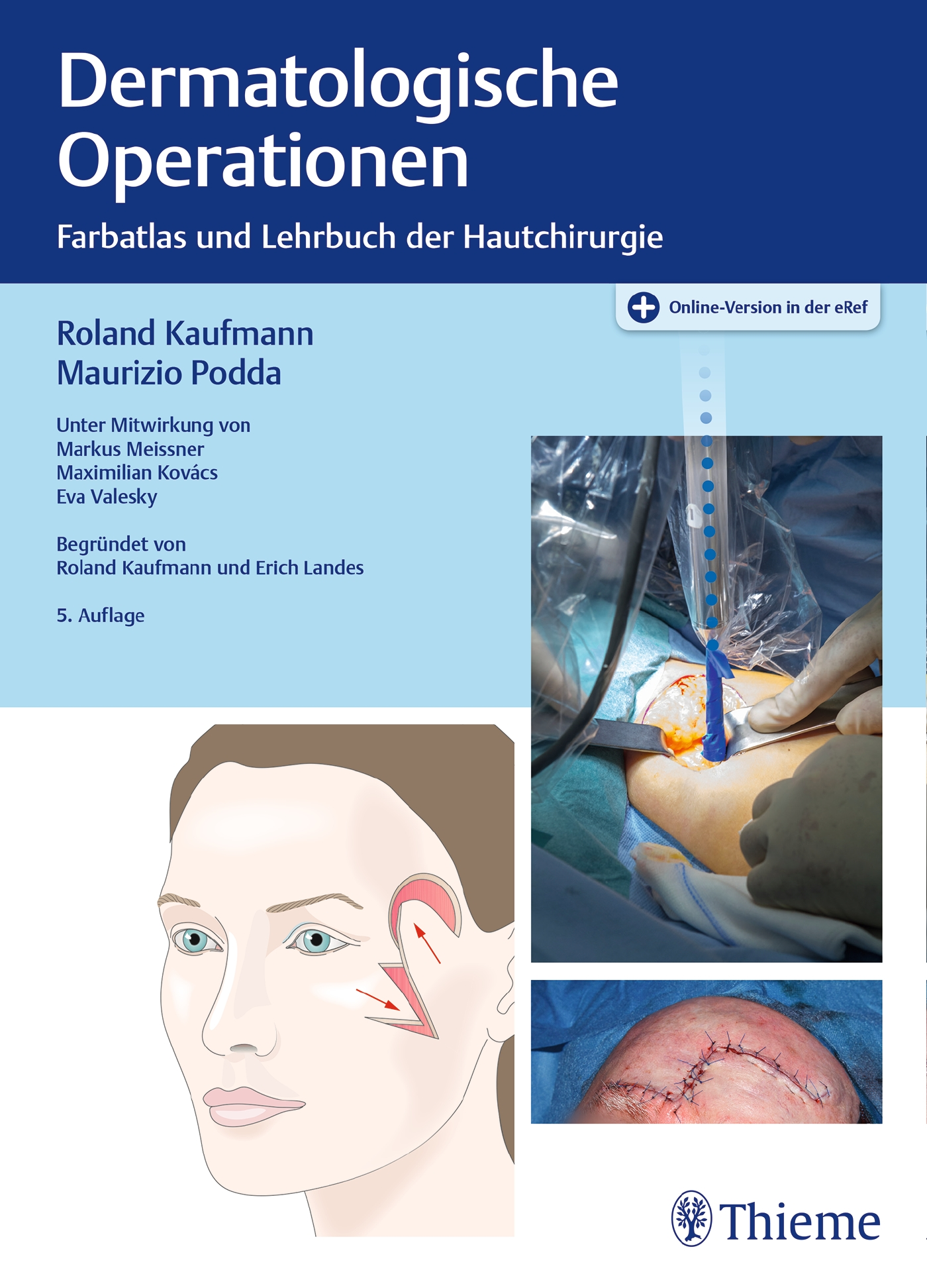 Dermatologische Operationen