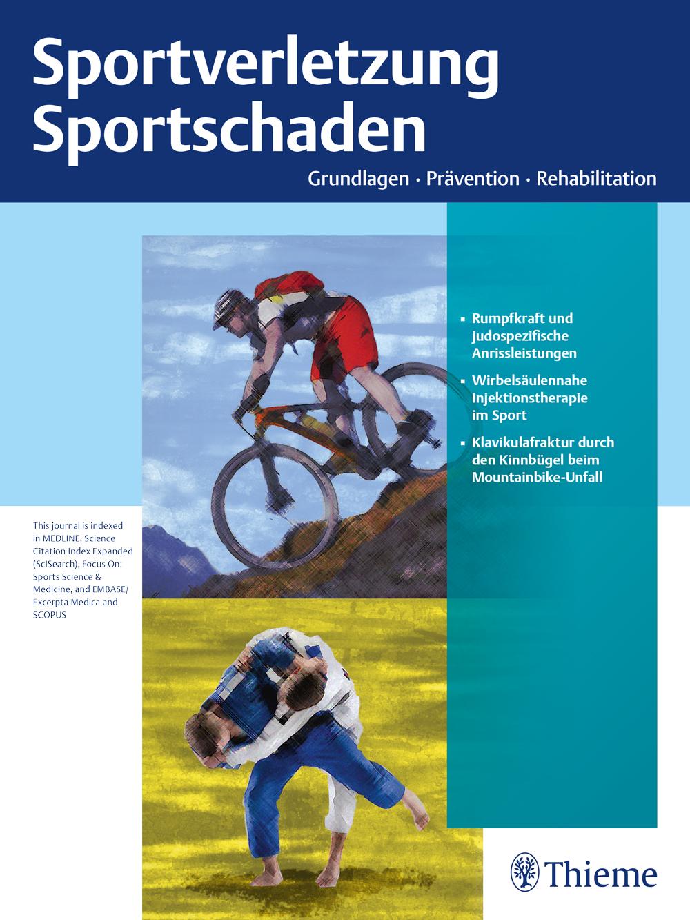 Sportverletzung • Sportschaden