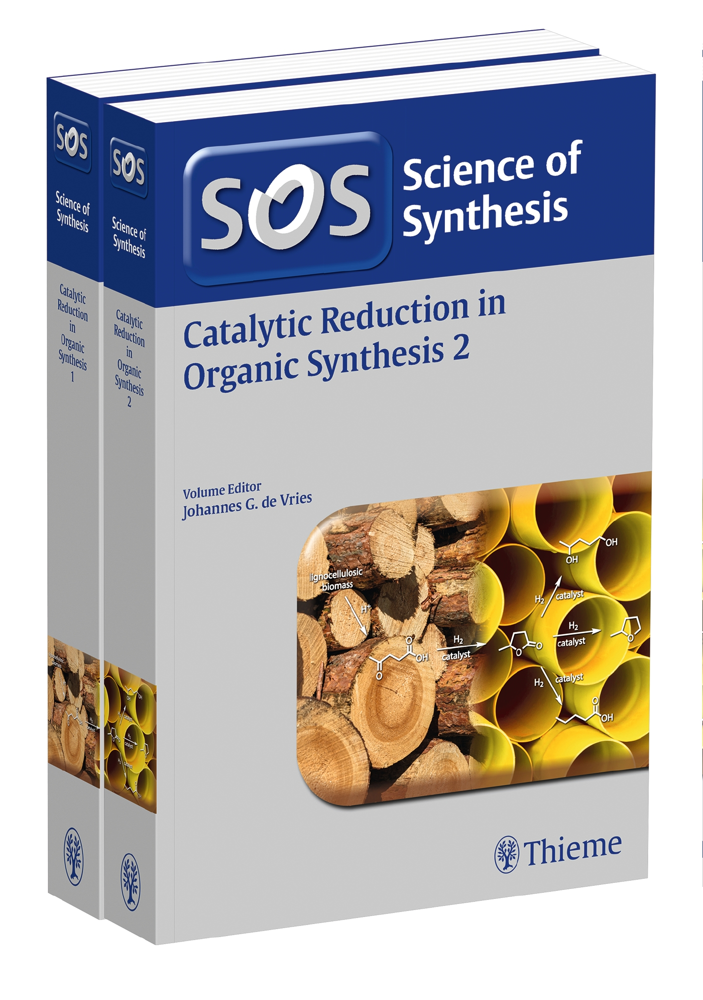 Science of Synthesis: Catalytic Reduction in Organic Synthesis Vol. 1+2, Workbench Edition