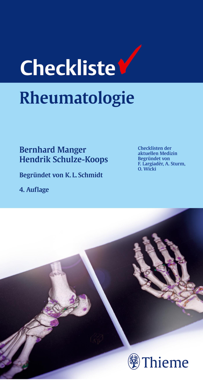 Checkliste Rheumatologie