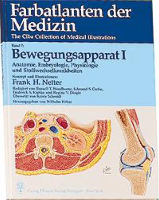 Band 7: Bewegungsapparat I Anatomie, Embryologie, Physiologie, Stoffwechsel