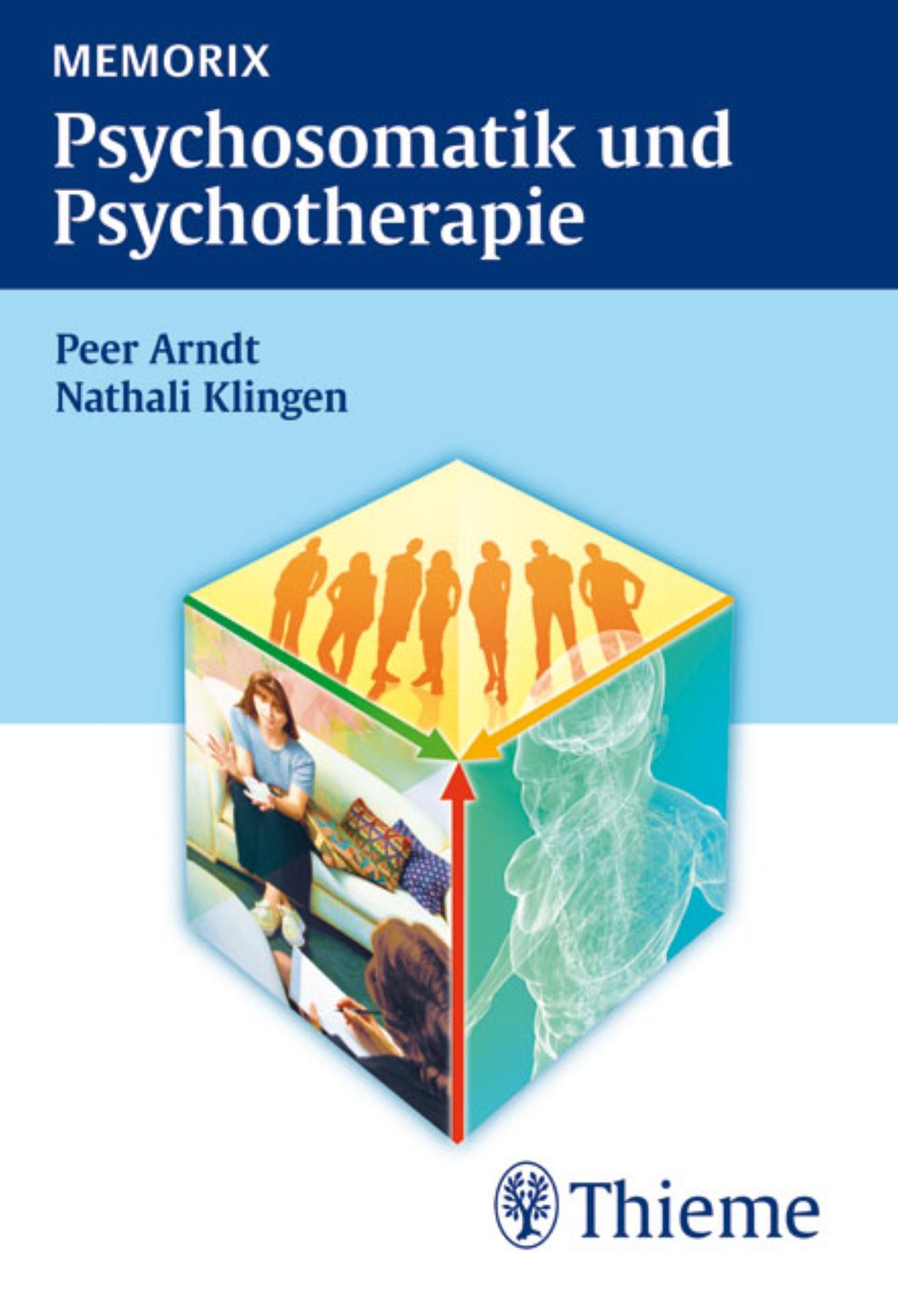 Memorix Psychosomatik und Psychotherapie