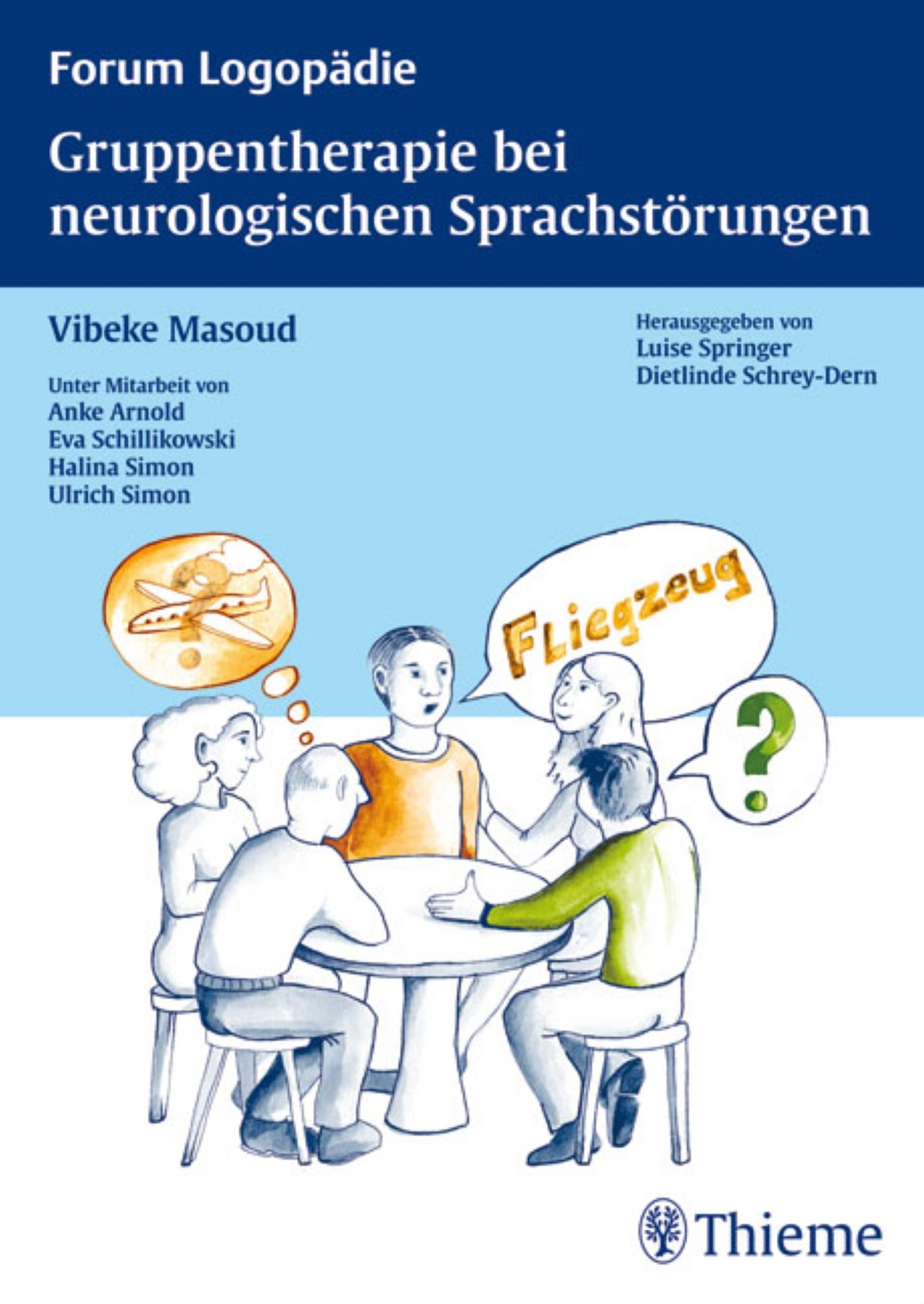 Gruppentherapie für neurologische Sprachstörungen