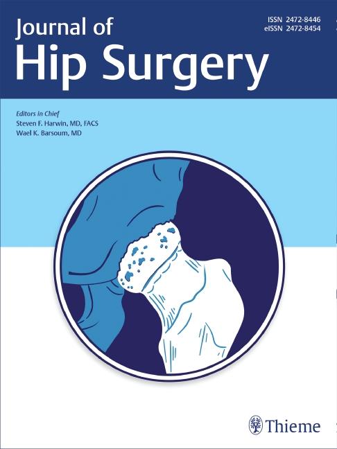 Journal of Hip Surgery