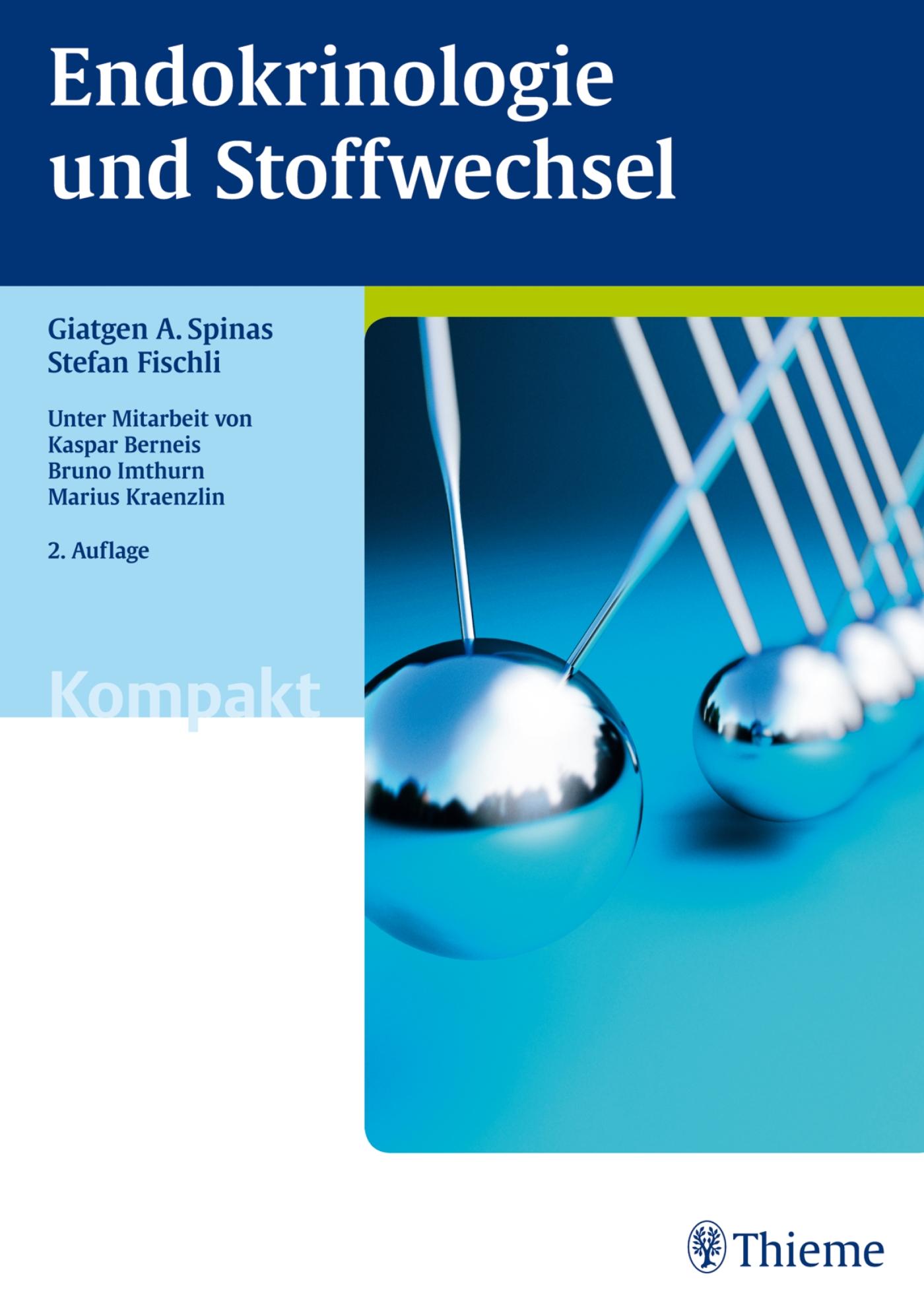 Endokrinologie und Stoffwechsel kompakt