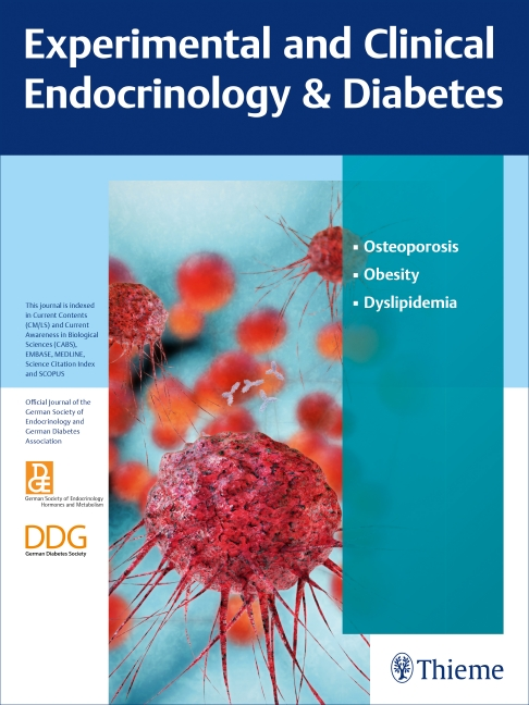 Experimental and Clinical Endocrinology & Diabetes