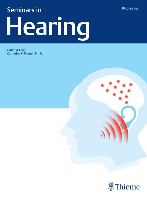 Seminars in Hearing