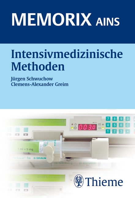 Intensivmedizinische Methoden