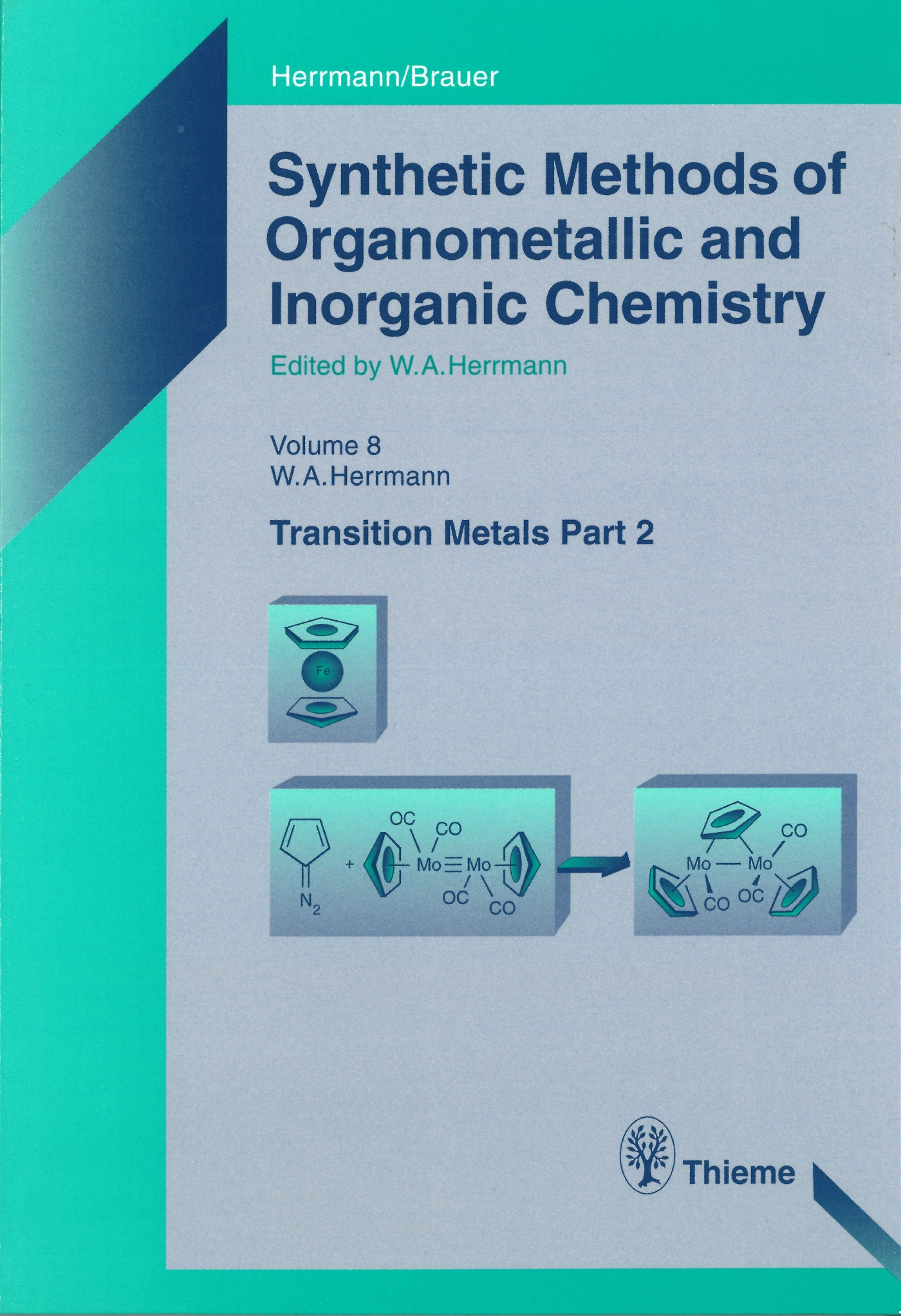 Synthetic Methods of Organometallic and Inorganic Chemistry, Volume 8, 1997