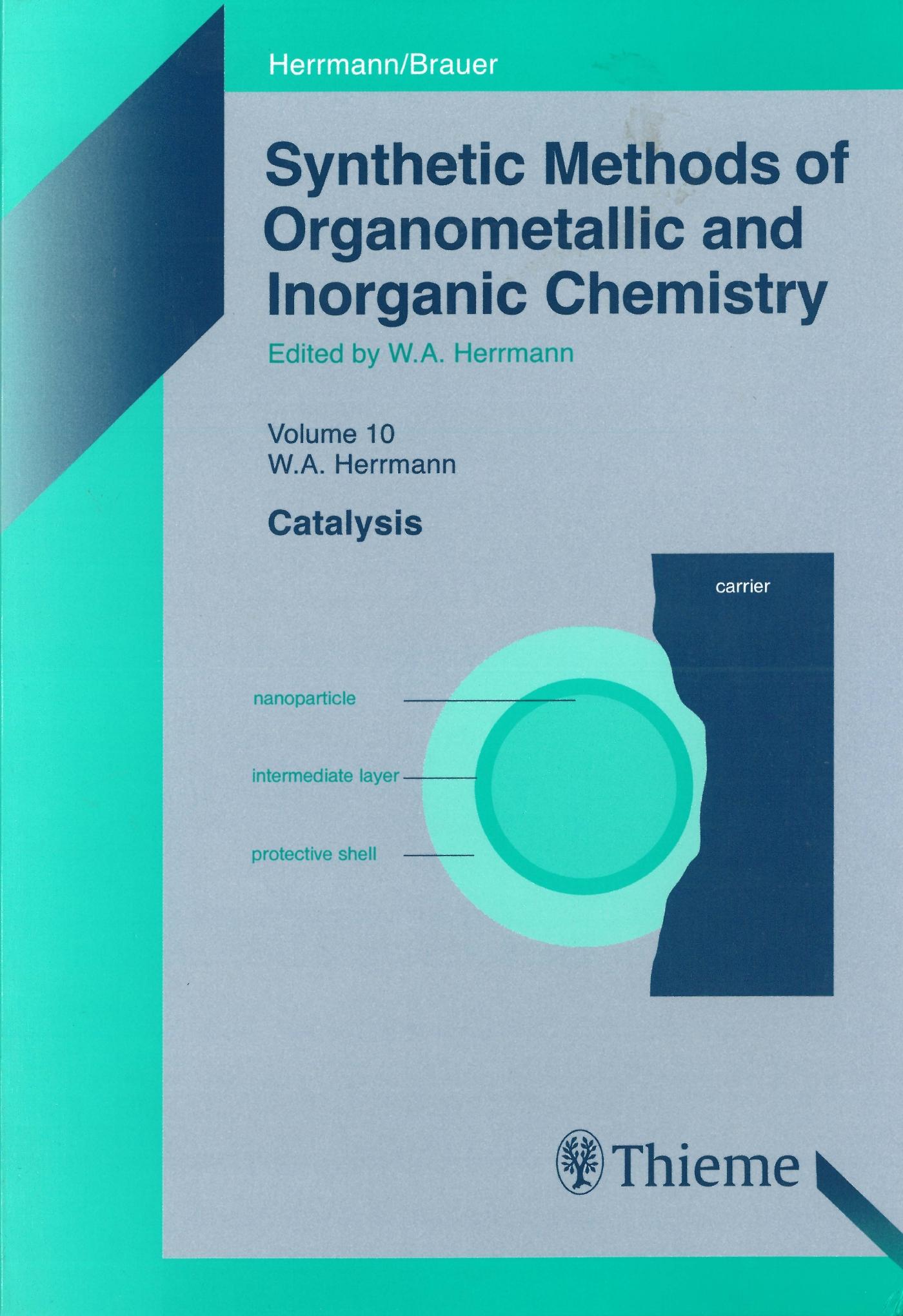 Synthetic Methods of Organometallic and Inorganic Chemistry, Volume 10, 2002