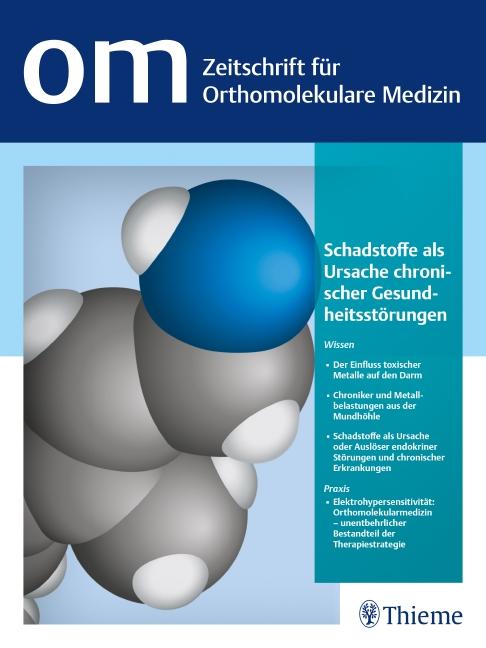 OM  Zeitschrift für Orthomolekulare Medizin