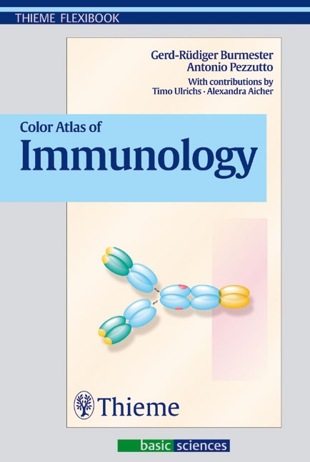 Color Atlas of Immunology