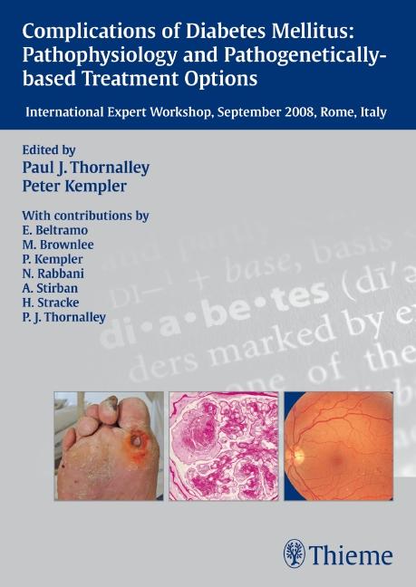 Pathophysiology and pathogenetically based tretment options of diabetic complica