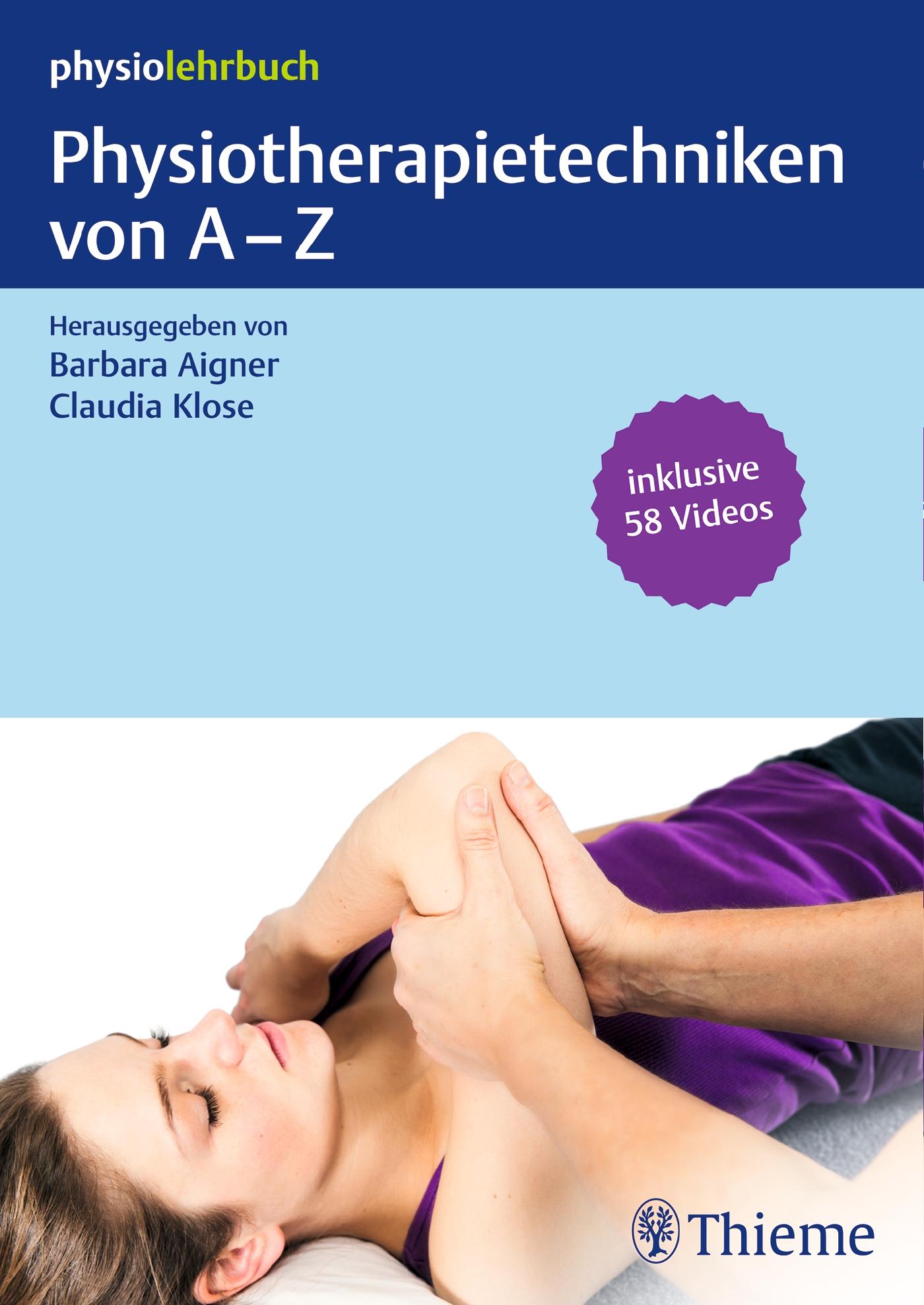 Physiotherapietechniken von A-Z