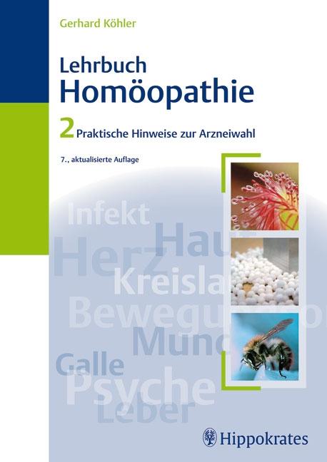 Lehrbuch der Homöopathie