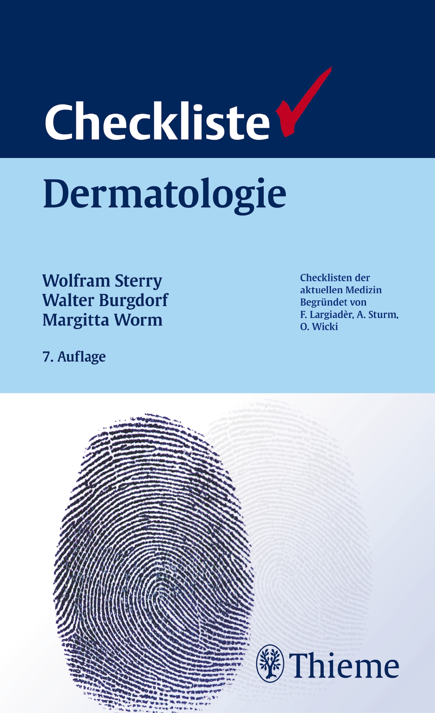 Checkliste Dermatologie
