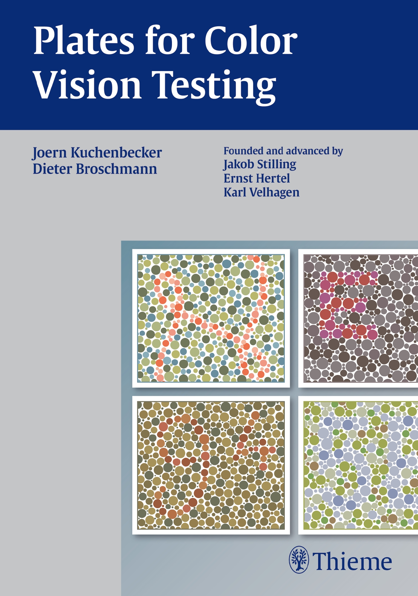 Plates for Color Vision Testing