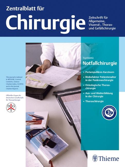 Zentralblatt für Chirurgie