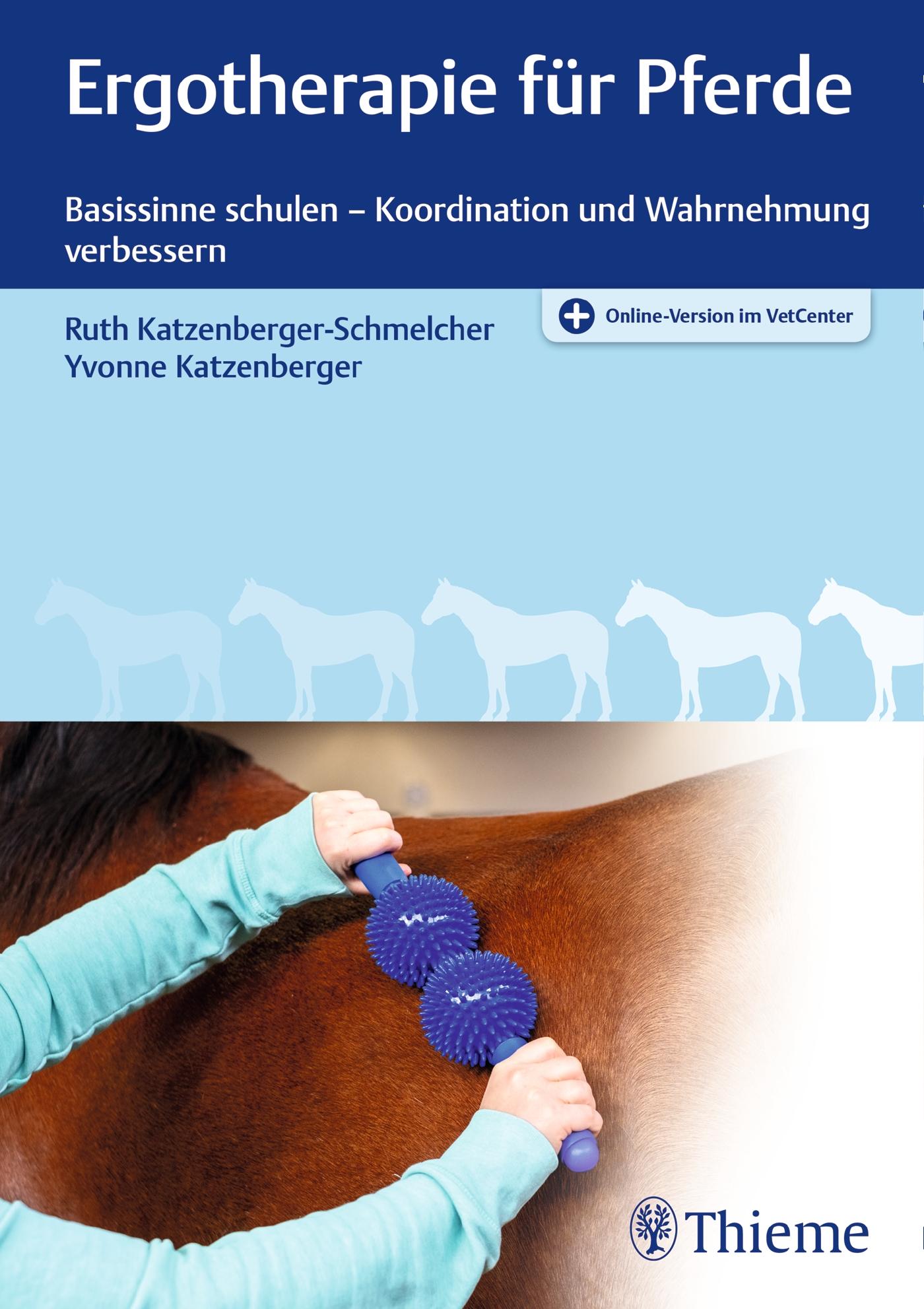 Ergotherapie für Pferde