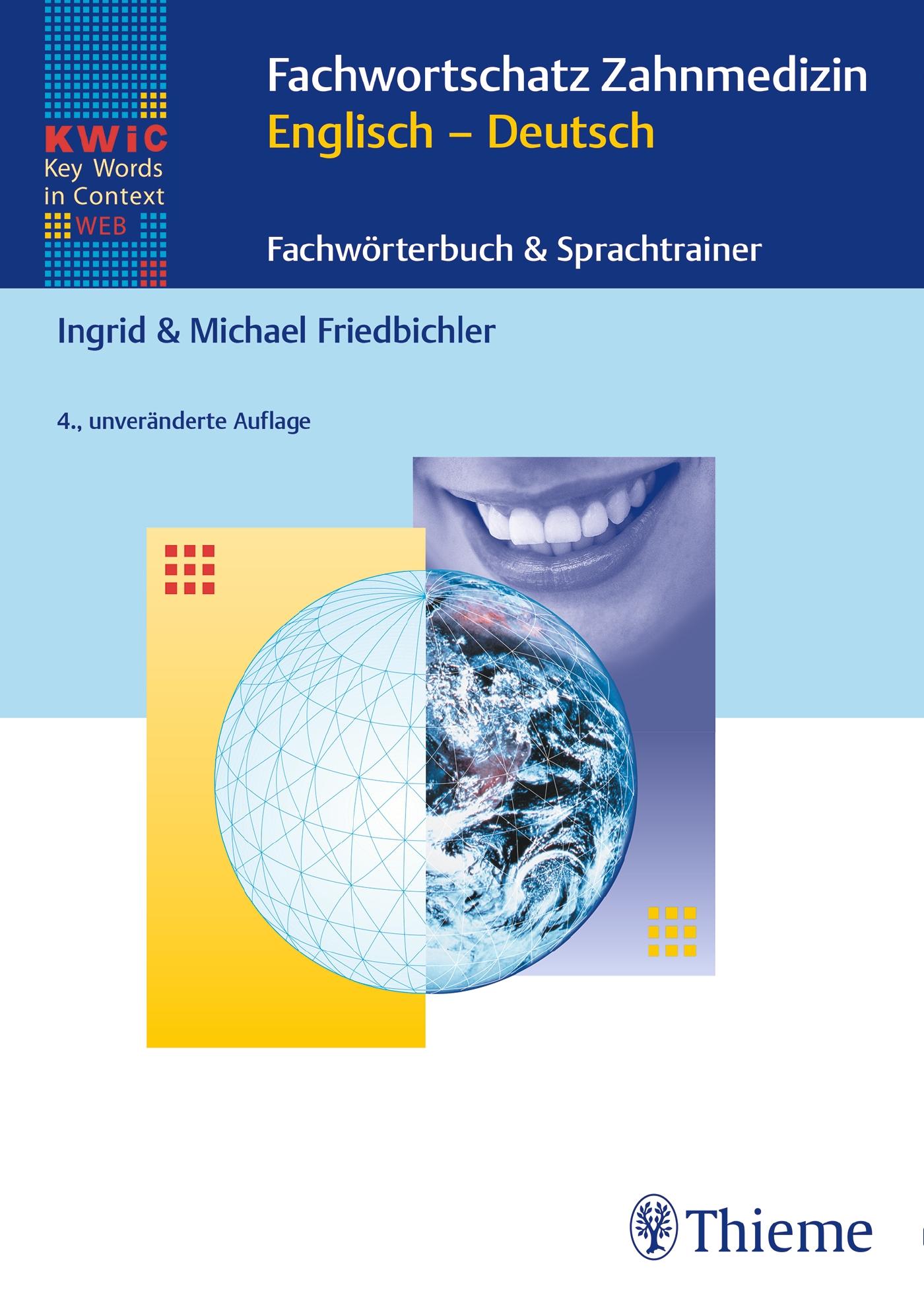 KWIC-Web Fachwortschatz Zahnmedizin Englisch - Deutsch