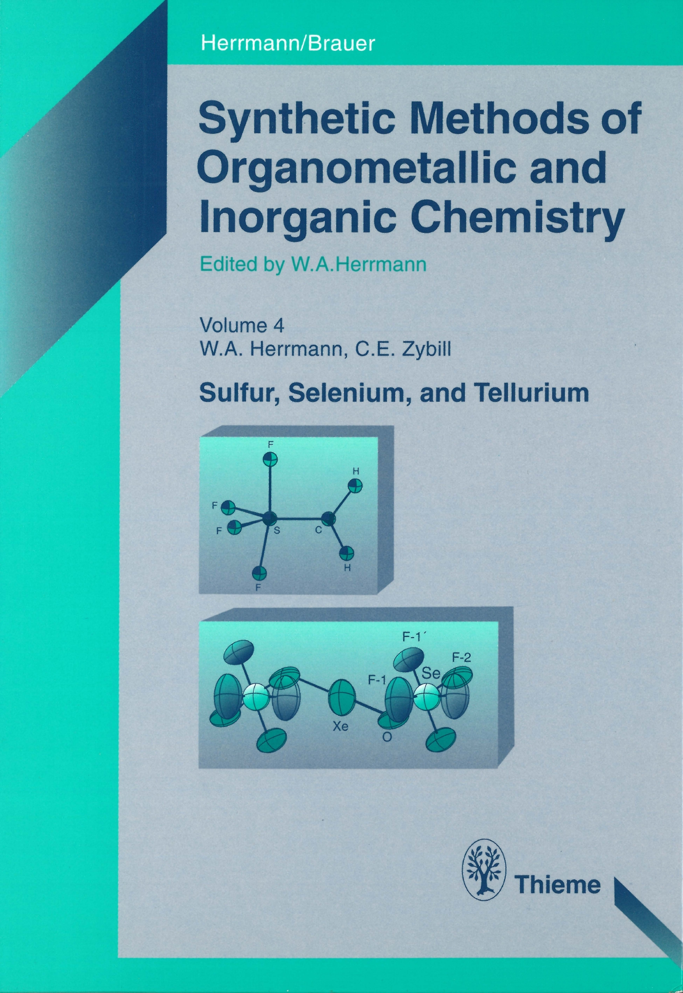 Synthetic Methods of Organometallic and Inorganic Chemistry, Volume 4, 1997