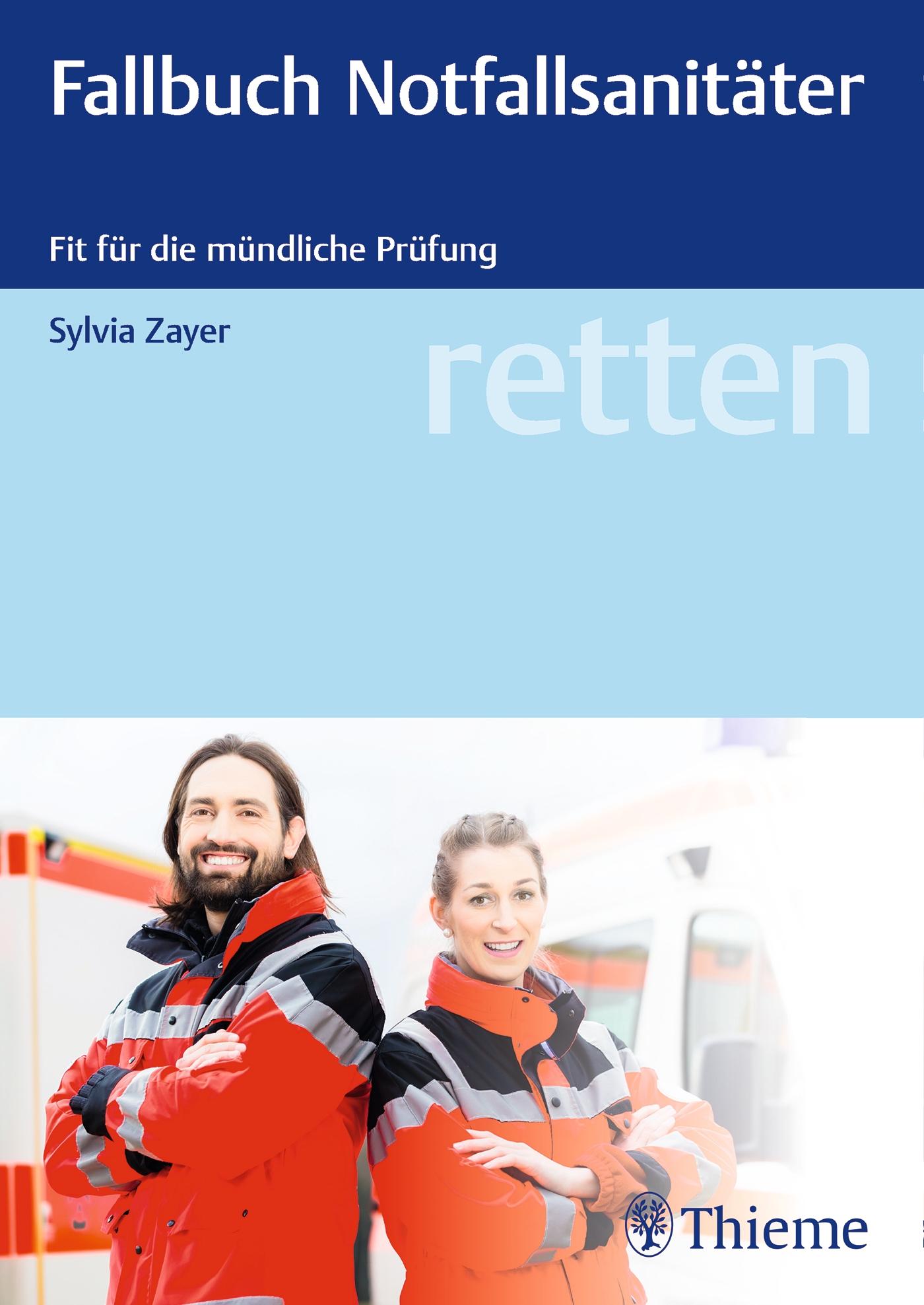 retten - Fallbuch Notfallsanitäter
