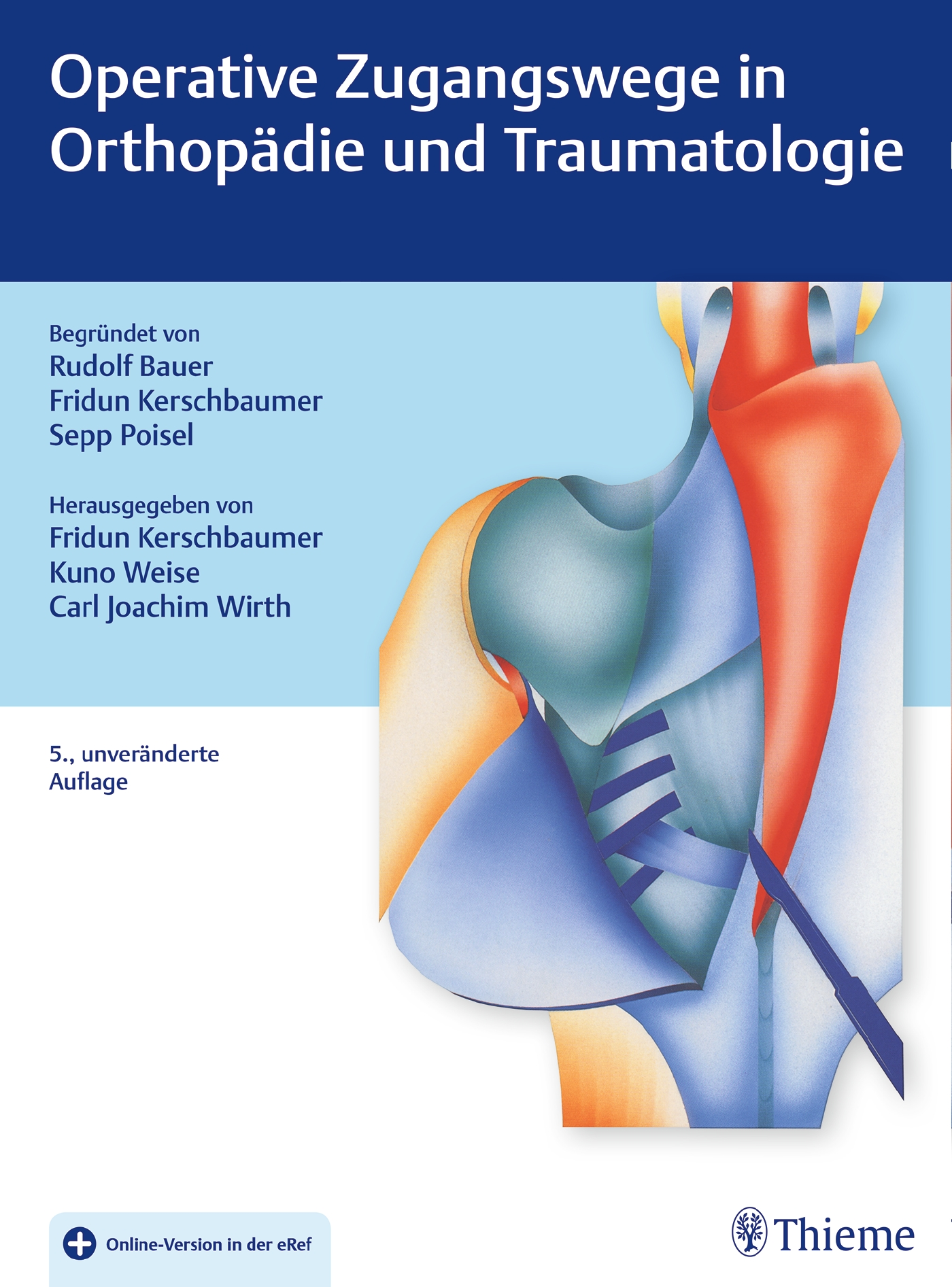 Operative Zugangswege in Orthopädie und Traumatologie