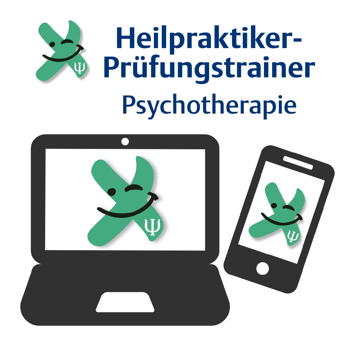 Heilpraktiker Prüfungstrainer Psychotherapie 12 Monate