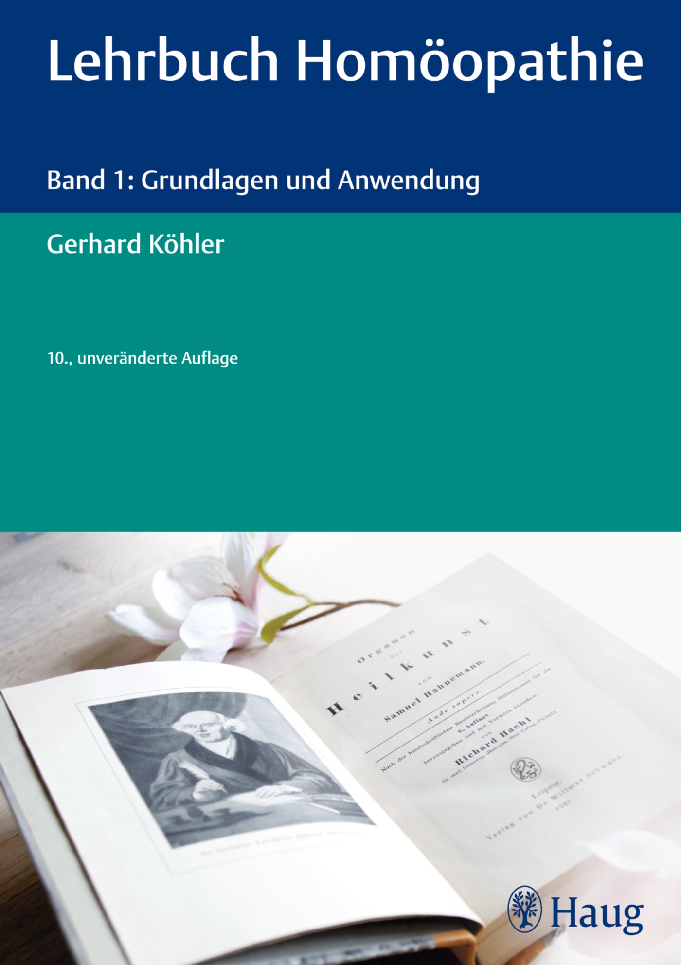 Lehrbuch Homöopathie