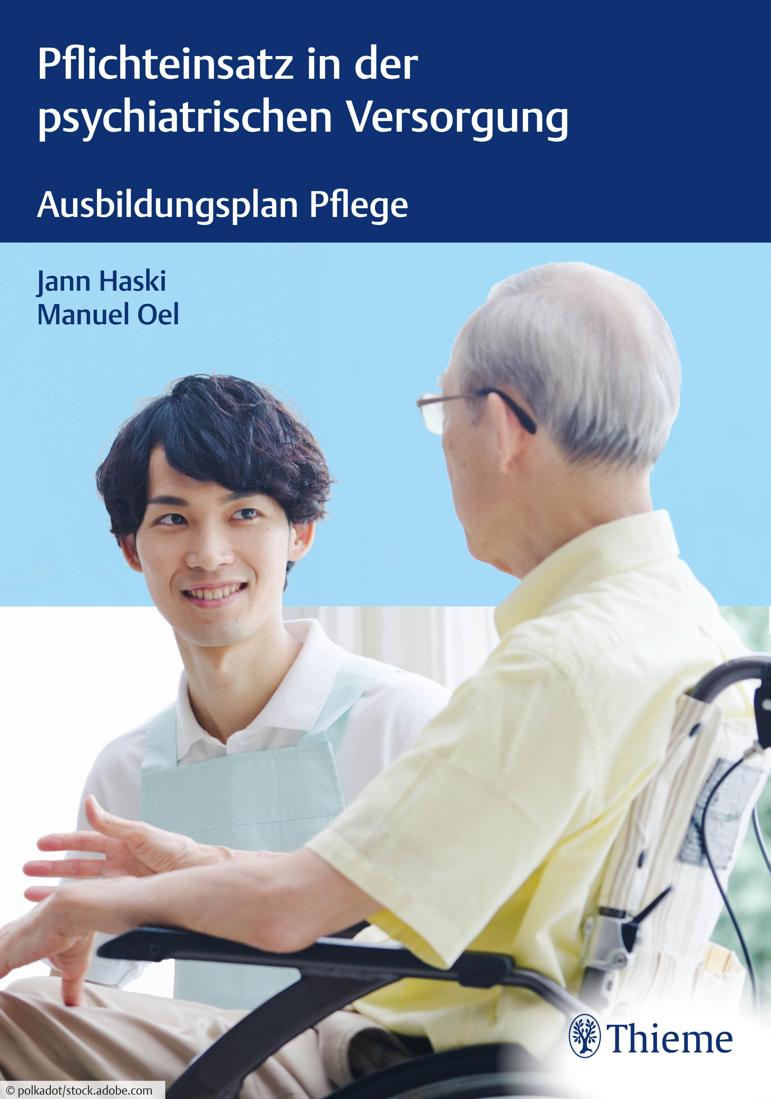 Ausbildungsplan Pflege – Pflichteinsatz in der psychiatrischen Versorgung