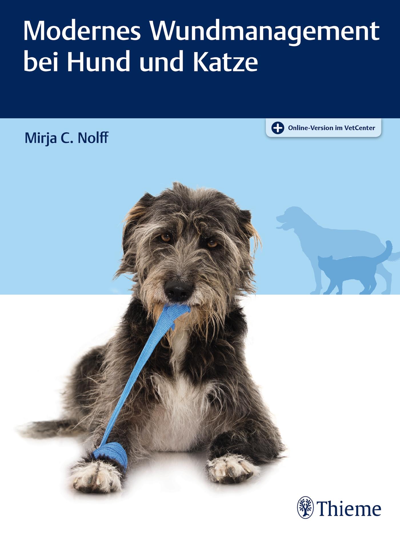 Modernes Wundmanagement bei Hund und Katze
