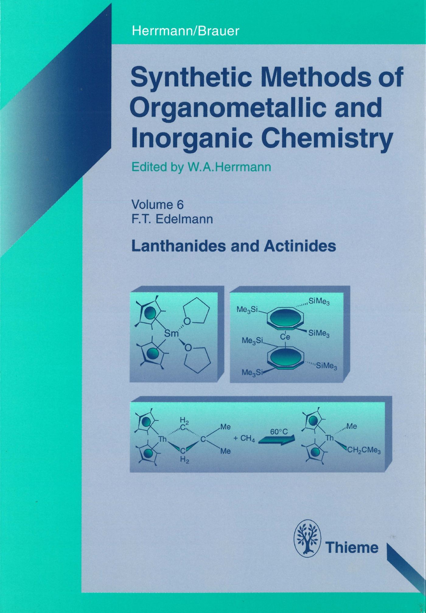 Synthetic Methods of Organometallic and Inorganic Chemistry, Volume 6, 1997