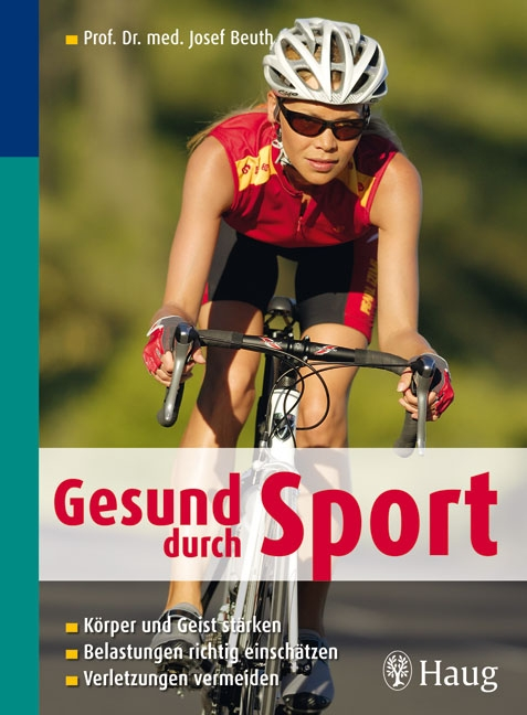 Sport stoppt Stress