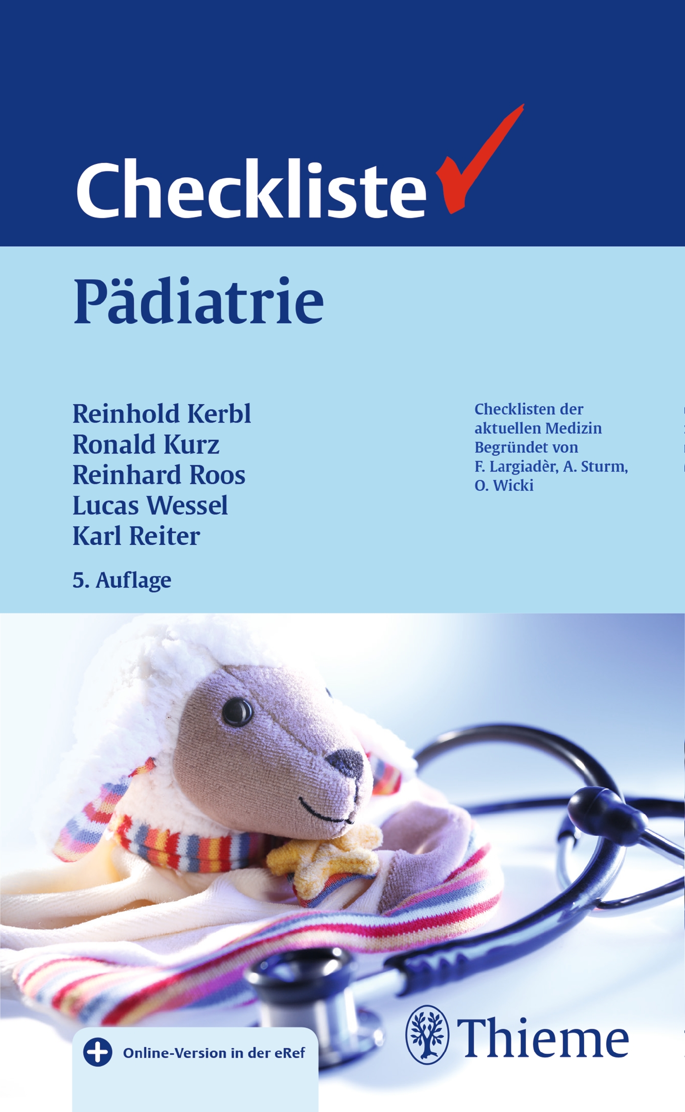 Checkliste Pädiatrie