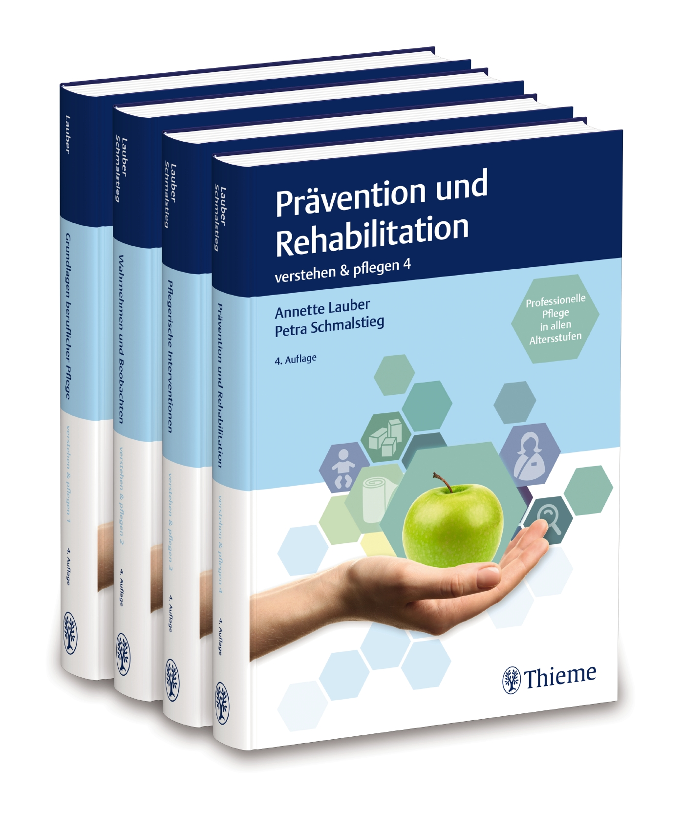 Lauber Pflege Bände 1 - 4