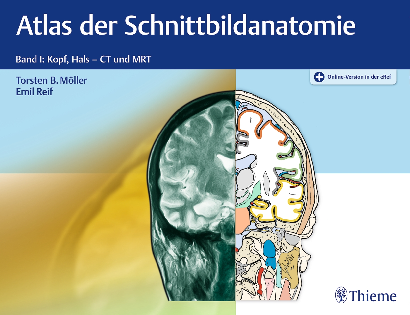 Atlas der Schnittbildanatomie