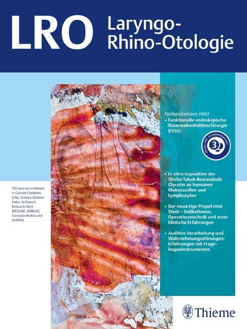 Laryngo  Rhino  Otologie