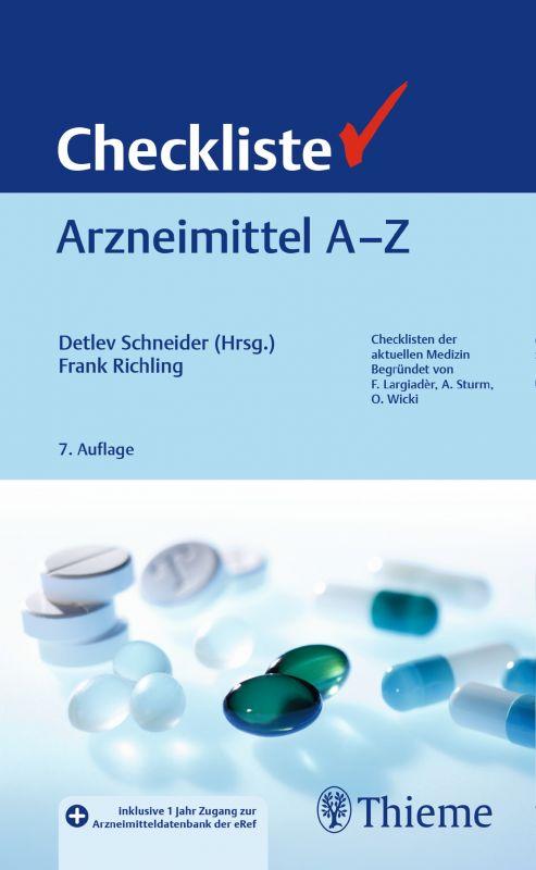Checkliste Arzneimittel A - Z