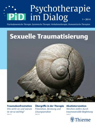 Sexuelle Traumatisierung