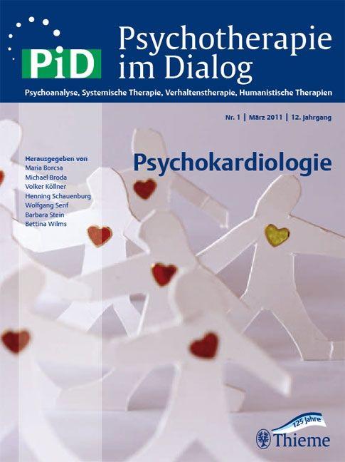 Psychotherapie im Dialog - Psychokardiologie