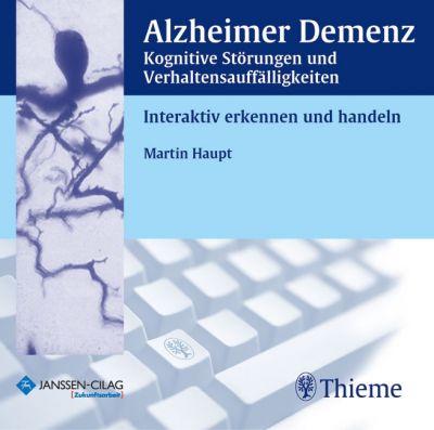 Alzheimer Demenz Kognitive Störungen und Verhaltensauffälligkeiten