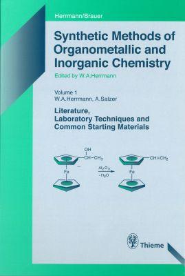 Synthetic Methods of Organometallic and Inorganic Chemistry, Volume 1, 1996