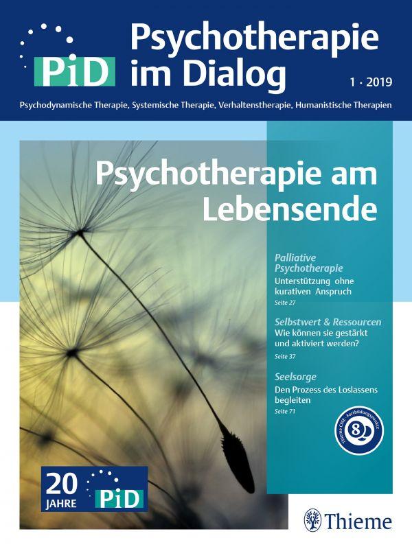 Psychotherapie am Lebensende