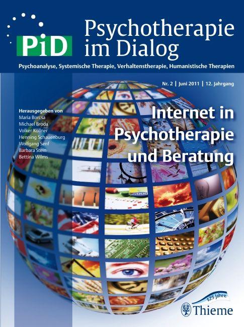 Internet in Psychotherapie und Beratung