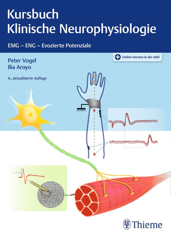 Kursbuch Klinische Neurophysiologie
