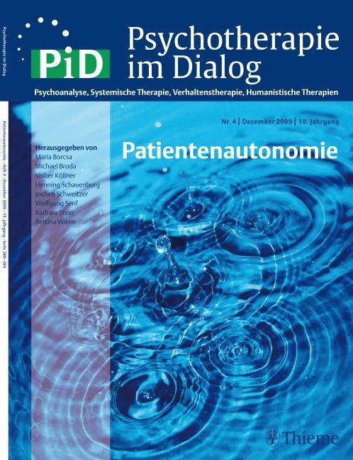 Patientenautonomie